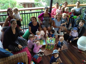 A typical playgroup afternoon in Gabba Hill – 27/05/2014
