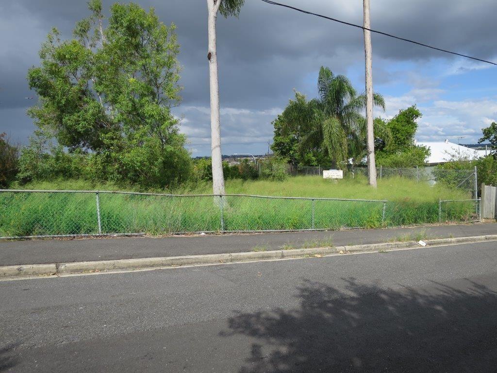 Garden site in 2014
